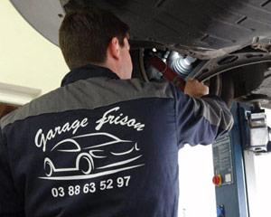 Garage Frison